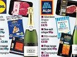 Tatler rates posh bargains at Aldi and Lidl