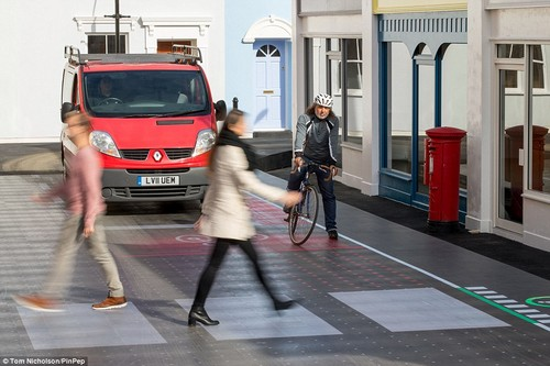 TRL stats claim there are around 20 incidents that take place on UK roads at pedestrian crossing every day