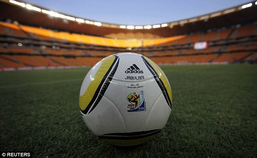 Toure said adidias'Jabulani ball, which was heavily criticised while being used at the 2010 World Cup in South Africa, was better than the Mitre match ball used in the League Cup