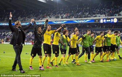 Klopp was successful at Dortmund with a similar size club that could not compete financially