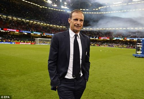 Series will feature matches, training and behind-the-scenes look at Massimiliano Allegri's side