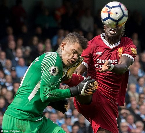 Mane has already missed three games this season for a red card against Manchester City