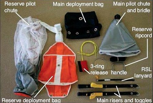 Cilliers 'deliberately removed vital pieces of equipment intending that she should be killed when the reserve parachute inevitably failed', the court was told