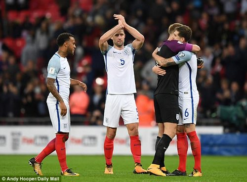 Looking ahead to Russis next summer, only the players can do the talking for England