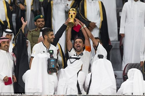 Now in his third season for Al-Sadd, he has won three trophies there and is captain of the team