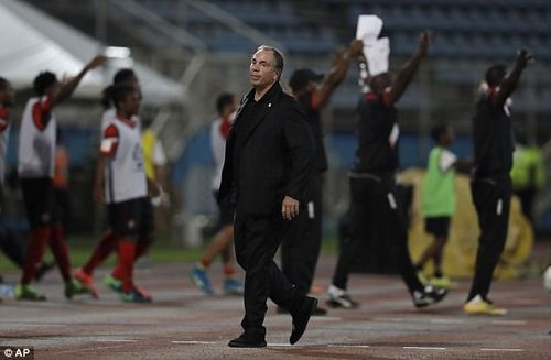 US coach Bruce Arena accepted full blame for the defeat and their failure to qualify