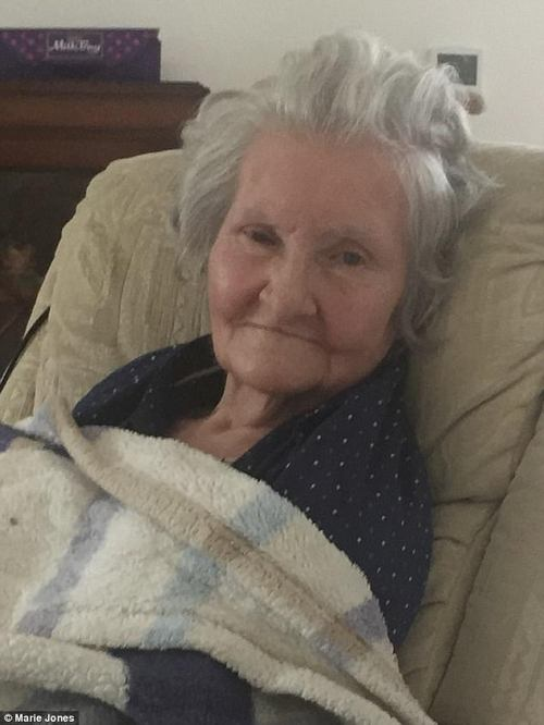 Maeve, who suffers from dementia, has cost the NHS £109,493.87 since 2014, the quiz says