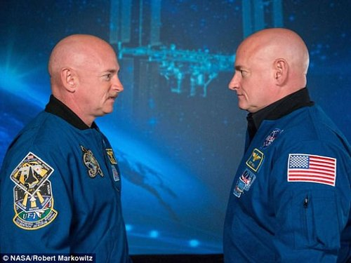 Preliminary results from NASA¿s Twins study on Scott and Mark Kelly show that the body responds immediately to the space environment, with gene expression acting ¿like fireworks taking off¿ to switch thousands of genes on and off