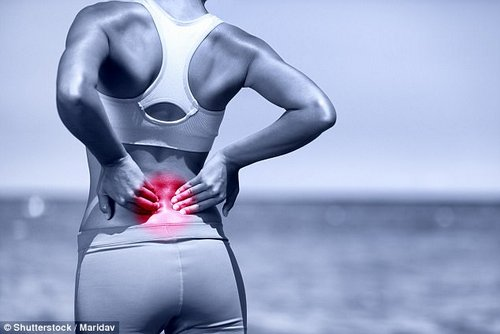 Yet, they sometimes report lower-back pain and headaches, as well as discomfort in labour