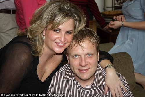 Parents Pam and Chris Andrews, 45, have been working with researchers and doctors to find a cure for their daughters and others who suffer from this disease