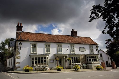 Wiltshire fave: The Bell at Ramsbury was named Pub of the Year England thanks to 'comfy rooms, a welcoming bar and a café'