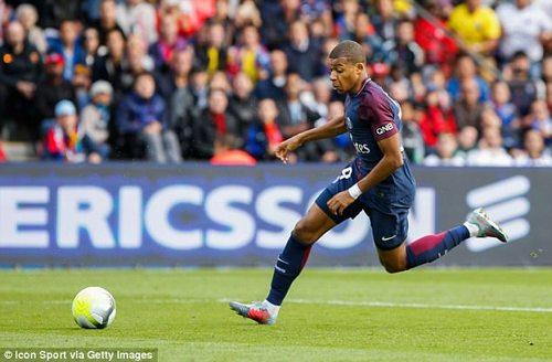 France forward Kylian Mbappe was among Paris Saint-Germain's summer signings