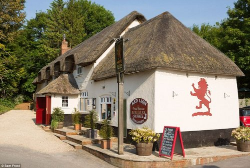 For foodies: Wiltshire's Red Lion Freehouse is renowned for inventive dishes. There's a B&B just down the road from the pub
