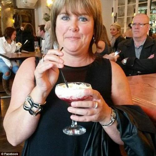 So angry: Julie Stevenson told MailOnline she wanted to 'string up' Jesse Mateman after the cruel prank that left her daughter at the airport