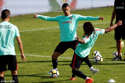 He has been influential for Portugal andis the second-highest scorer across Europe with 15
