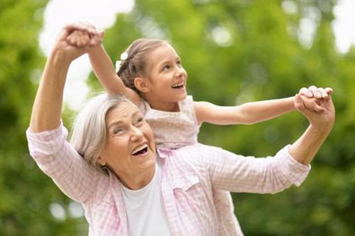 The discovery disputes the 'grandmother hypothesis', which suggests humans live long beyond their reproductive age because they care for grandchildren and hand down important cultural knowledge (stock image)