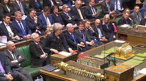 The Prime Minister told Brussels the 'ball is in your court' and urged the EU to help forge a 'dynamic, creative and unique' relationship as she dismissed the prospect of further concessions before trade talks begin