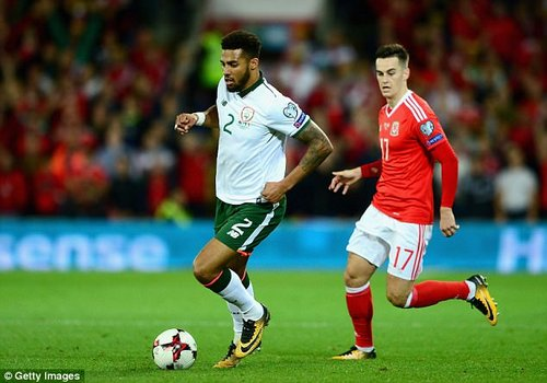 Also the fact that fringe players have stepped up such as Cyrus Christie will be a positive