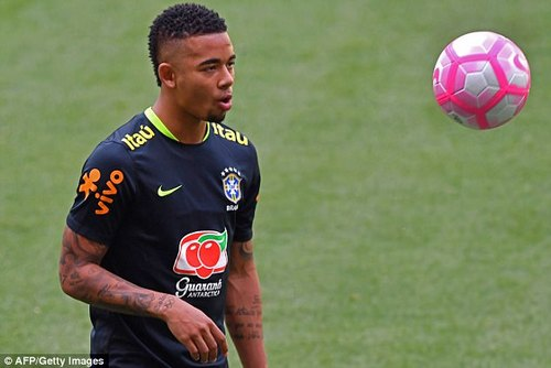 However, Manchester City star Gabriel Jesus insisted Brazil will be taking Chile seriously