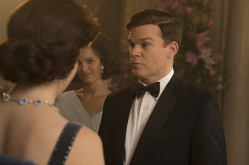 The Crown has become the most expensive TV show in history, with a $100m budget. The rumours were the BBC couldn't afford it, but the real issue was 'Palace oversight'. Pictured is Michael C. Hall as John F. Kennedy