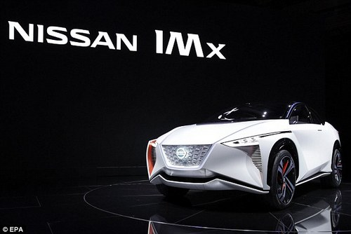Nissan hasn't given any indications of when the IMx is likely to be in showrooms, but expect it to be sooner rather than later as the Japanese brand looks to ramp-up its zero-emissions effort