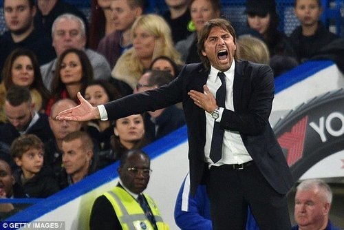 The Italian said he couldn't accept the talk involving former Chelsea assistant Steve Holland