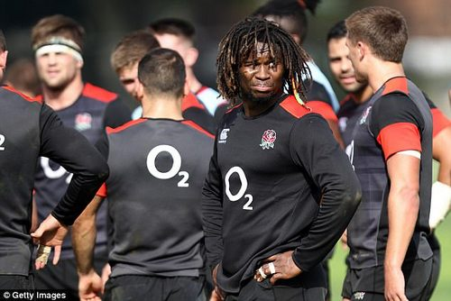 Yarde has been capped 13 times by England but his prospects look precarious at the moment