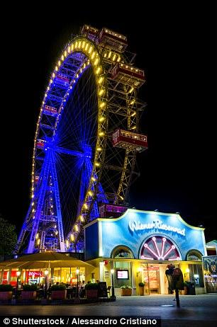Vienna¿s Prater ferris wheel