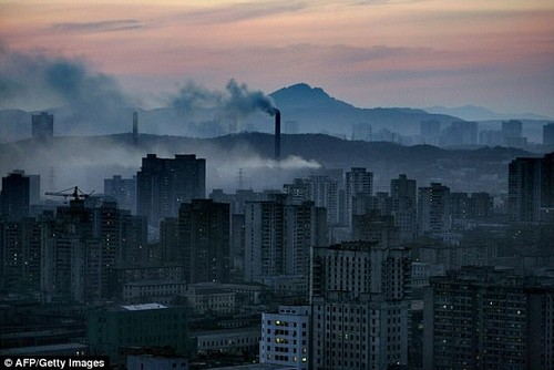 The graphite bomb would cover Pyongyang's electrical facilities in carbon graphite filaments which would shut down the country's power grid and nullify its nuclear threat