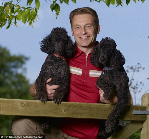 Mr Packham, 52, has been with his girlfriend Charlotte Corney for 10 years, but says Scratchy is 'dependent on him, she isn't. He was diagnosed with Asperger's syndrome in 2005