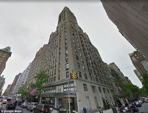 Sumner, 94, signed an agreement in 2015 giving Herzer the rights to his Carlyle apartment (building complex) on the Upper East Side in New York City