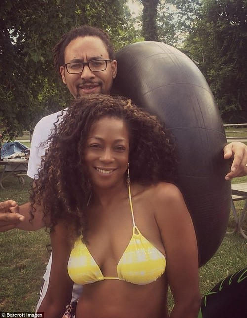 Open relationship:Carl and Kenya Stevens have been happily married for 22 years, with over half of their relationship opened to having multiple lovers