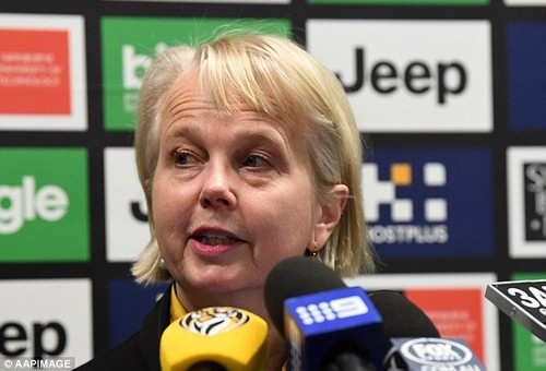 Richmond president Peggy O'Neal said she was confident her club had begun an internal investigation into the photographs