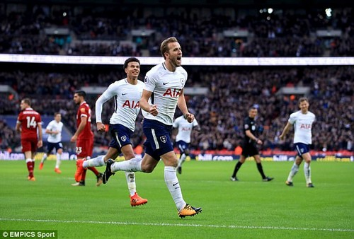 But Mauricio Pochettino is hopeful that Kane can fire his Spurs side back to winning ways