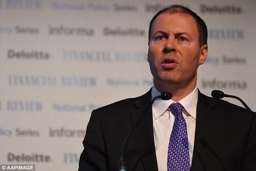 Energy Minister Josh Frydenberg slammed Tony Abbott for disregarding climate science