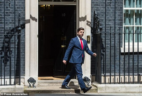 Stephen Crabb resigned last year as a cabinet minister (PA)