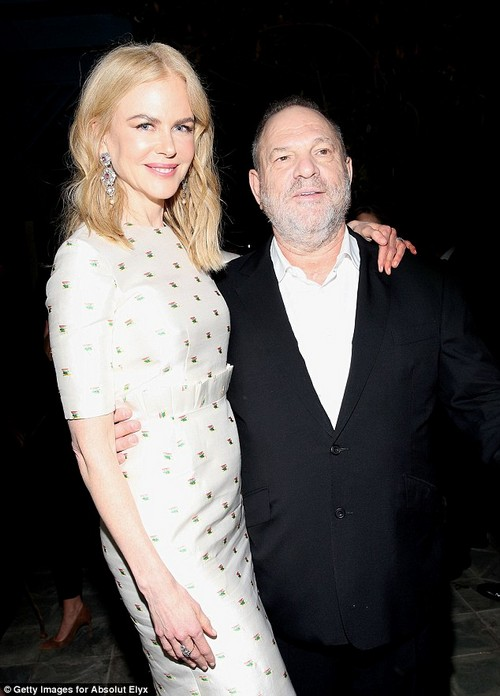'We need to eradicate this behaviour':Nicole Kidman has finally joined the condemnation of disgraced movie mogul Harvey Weinstein amid allegations he sexually harassed women for decades