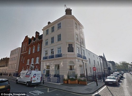 Francis Holland School in London's Sloane Square (pictured) is one of the group of top girls' schools that are dropping the 11-plus because it puts too much pressure on pupils