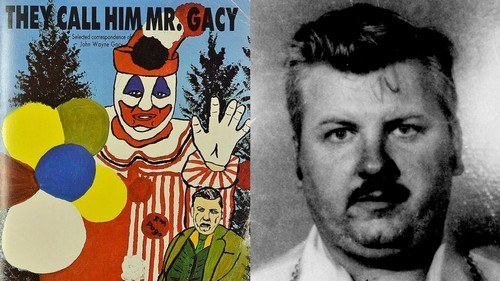 """The book """"They Call Him Mr. Gacy"""" is set to be auctioned in the United Kingdom on Oct. 17."""