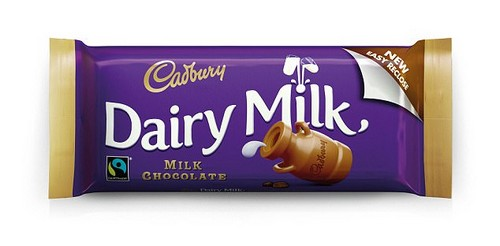 The chocolate giant Cadbury's was among the biggest spenders in a list that dwarfed the government's initiative for healthy eating