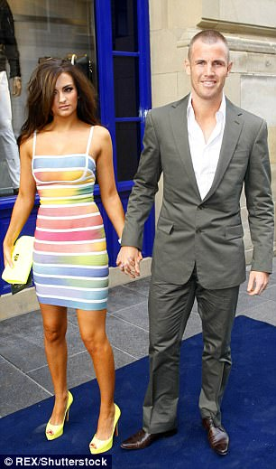 Kenny Miller, pictured with his wife Laura in 2009