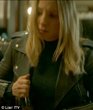 Laura (played by Joanne Froggatt) had drugged Andrew (played by Ioan Gruffudd) in the pub where she pretended to be drunk
