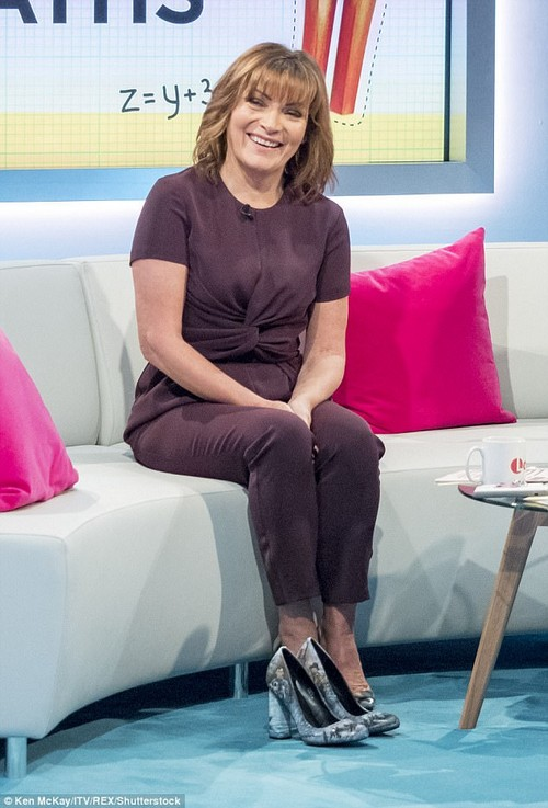 'I just don¿t understand why she left him!' Lorraine Kelly questions Louise and Jamie Redknapp's 'split' saying 'there must be more to it'... leaving viewers FURIOUS at her presumptions