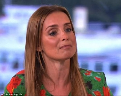 Space:Despite insisting that neither are pushing for a divorce currently, the 42-year-old Eternal singer admitted that she 'needs' to be apart from him whilst she reevaluates her life