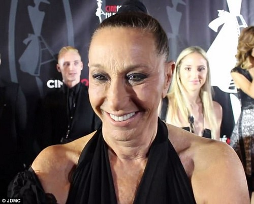 Donna Karan, 69, defended Harvey Weinstein, 65, during a red carpet interview at the CinéFashion Film Awards on Sunday