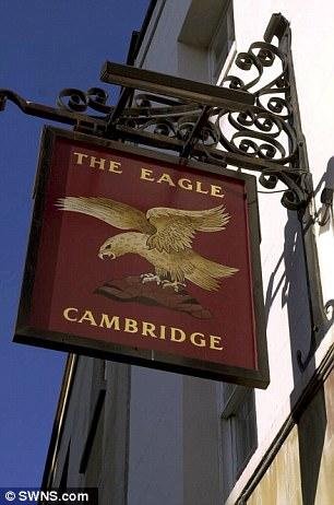 The Eagle in Cambridge