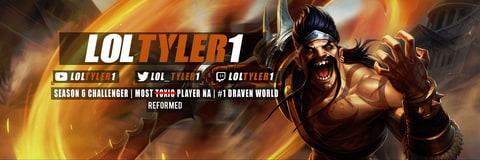 Tyler1's Twitter banner image