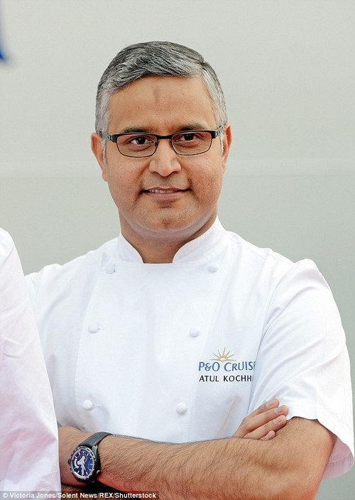 Top chef: Atul Kochhar is a legend when it comes to modern Indian cooking with a British twist and he provides a masterclass in the art of spice