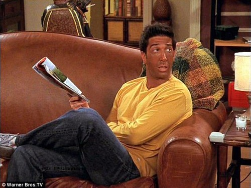 The One With The Tan:Many likened his skin-tone to Ross Geller's infamous spray-tanning scene in the tenth season of Friends