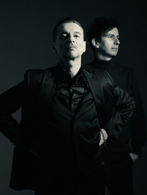 dave gahan kurt uenela collaboration depeche mode